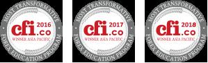 CFI Award 2016 - 2018