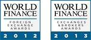 World Finance Award 2012 - 2013