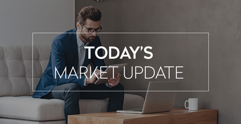 Market update today