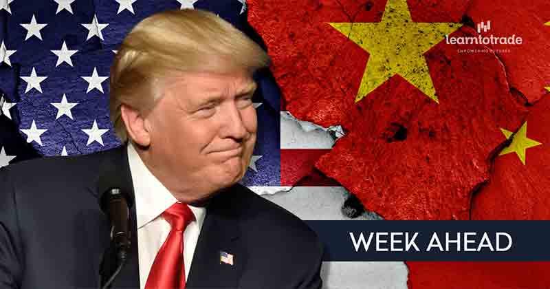 Week ahead: 9 July 2018